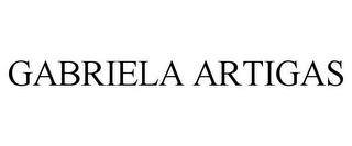 mark for GABRIELA ARTIGAS, trademark #85636355