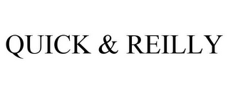 mark for QUICK & REILLY, trademark #85636452