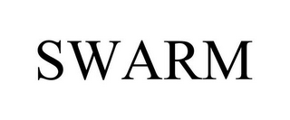 mark for SWARM, trademark #85636453