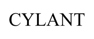 mark for CYLANT, trademark #85636478