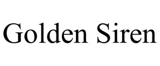mark for GOLDEN SIREN, trademark #85636497