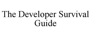 mark for THE DEVELOPER SURVIVAL GUIDE, trademark #85636559