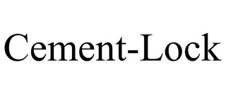 mark for CEMENT-LOCK, trademark #85636596