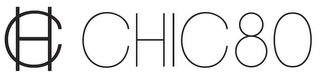 mark for CH CHIC80, trademark #85636773