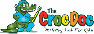 mark for THE CROC DOC DENTISTRY JUST FOR KIDS, trademark #85637012