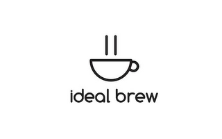 mark for IDEAL BREW, trademark #85637078