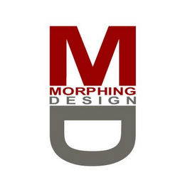 mark for M D MORPHING DESIGN, trademark #85637713