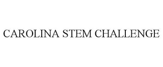 mark for CAROLINA STEM CHALLENGE, trademark #85637753