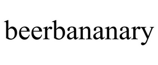 mark for BEERBANANARY, trademark #85637792