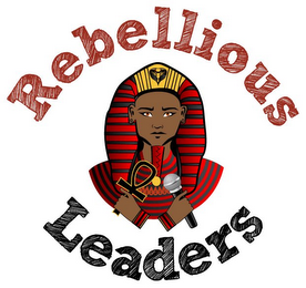 mark for REBELLIOUS LEADERS, trademark #85637810