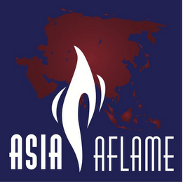 mark for ASIA AFLAME, trademark #85638162