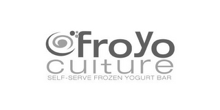 mark for FROYO CULTURE SELF-SERVE FROZEN YOGURT BAR, trademark #85638179