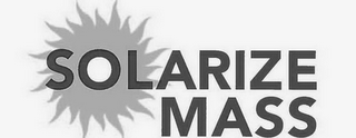 mark for SOLARIZE MASS, trademark #85638244