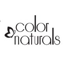 mark for COLOR NATURALS, trademark #85638257