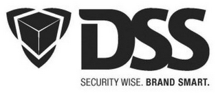 mark for DSS SECURITY WISE. BRAND SMART., trademark #85638278