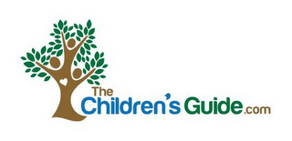 mark for THE CHILDREN'S GUIDE.COM, trademark #85638361