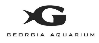 mark for G GEORGIA AQUARIUM, trademark #85638407