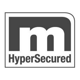 mark for M HYPERSECURED, trademark #85638523