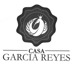mark for CASA GARCIA REYES, trademark #85639031