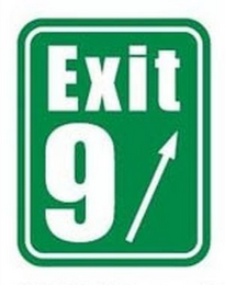 mark for EXIT 9, trademark #85639185