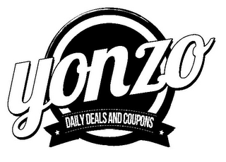 mark for YONZO DAILY DEALS AND COUPONS, trademark #85639467
