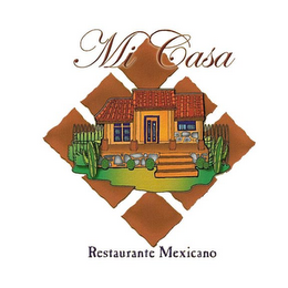 mark for MI CASA RESTAURANTE MEXICANO, trademark #85639515