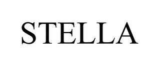 mark for STELLA, trademark #85639558