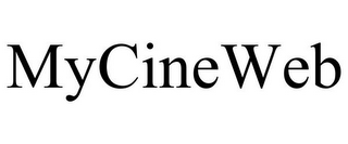 mark for MYCINEWEB, trademark #85639562