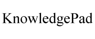 mark for KNOWLEDGEPAD, trademark #85639685