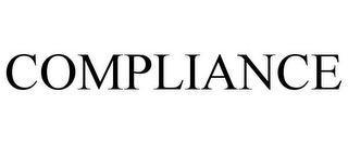 mark for COMPLIANCE, trademark #85639904