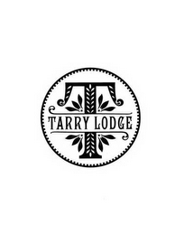 mark for T TARRY LODGE, trademark #85639974