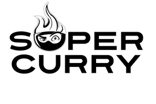 mark for SUPER CURRY, trademark #85640138