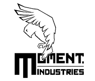 mark for MOMENT. INDUSTRIES, trademark #85640426