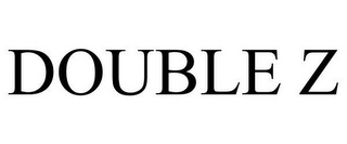 mark for DOUBLE Z, trademark #85641108