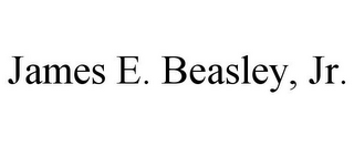 mark for JAMES E. BEASLEY, JR., trademark #85641162