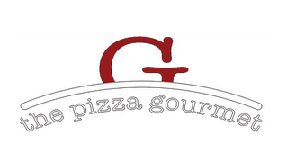 mark for G THE PIZZA GOURMET, trademark #85641256