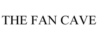 mark for THE FAN CAVE, trademark #85641347