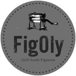 mark for FIGOLY 1020 SOUTH FIGUEROA, trademark #85641348