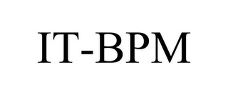mark for IT-BPM, trademark #85641370
