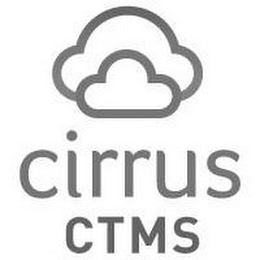 mark for CIRRUS CTMS, trademark #85641505