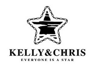mark for KELLY&CHRIS EVERYONE IS A STAR, trademark #85641558
