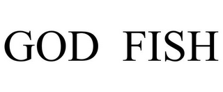 mark for GOD FISH, trademark #85641646