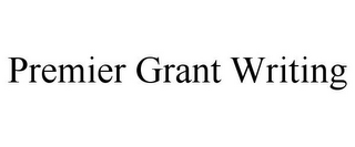 mark for PREMIER GRANT WRITING, trademark #85641790