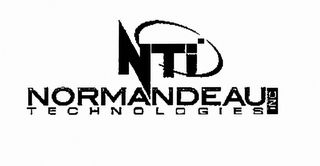 mark for NTI NORMANDEAU T E C H N O L O G I E S INC, trademark #85642097
