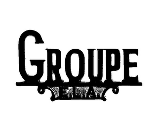 mark for GROUPE E.L.A., trademark #85642099