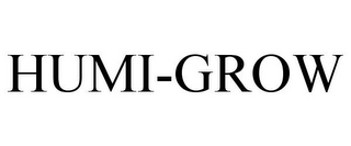mark for HUMI-GROW, trademark #85642176