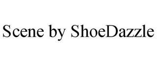 mark for SCENE BY SHOEDAZZLE, trademark #85642239