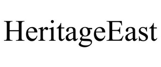 mark for HERITAGEEAST, trademark #85642530