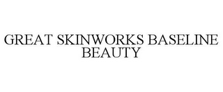 mark for GREAT SKINWORKS BASELINE BEAUTY, trademark #85642575