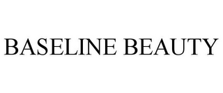 mark for BASELINE BEAUTY, trademark #85642608
